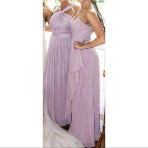 David's Bridal Dresses - Quartz Color Dress
